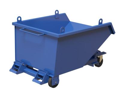 Bennes pour chariot télescopique avec blocage de fourches